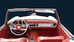 cabriolet Royaltyfri Bild