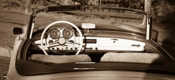 Cabriolet Stock Images