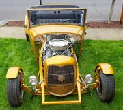 cabriolet convertibele 4 van 1932 stock foto