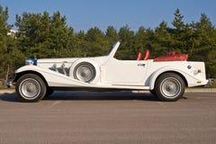 Cabriolet d'Excalibur Photographie stock libre de droits