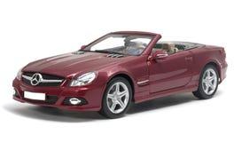 Cabriolet de Mercedes-Benz SL 550 Images stock