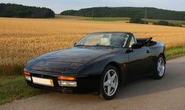 Cabriolet de Porsche 944 Fotos de Stock Royalty Free