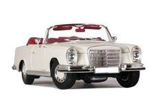 Cabriolet de voiture de vintage Photos stock