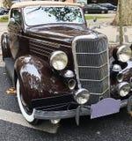 CABRIOLET DO CONVERTIBLE DE 1935 FORD imagem de stock royalty free