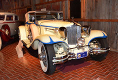 1930 Cabriolet för kabel L-29 Arkivbild