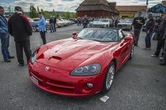 2004 cabriolet för SR 550 för Dodge huggorm SRT-10 RSI Royaltyfri Foto