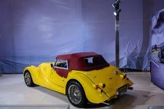 Cabriolet från Morgan, 2014 CDMS Royaltyfria Foton