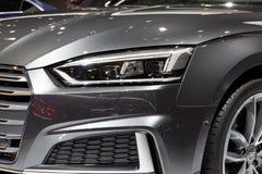 Cabriolet van Audi S5 Royalty-vrije Stock Fotografie