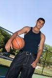 Cabrito del baloncesto imagen de archivo