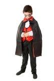 Cabrito en el traje de Víspera de Todos los Santos Foto de archivo libre de regalías