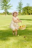 Cabrito en jardín Foto de archivo