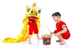 Cabritos asiáticos Imágenes de archivo libres de regalías
