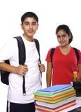 Cabritos de la escuela Imagen de archivo libre de regalías