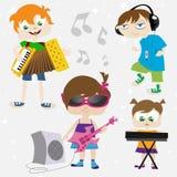 Cabritos de la música