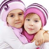 Cabritos del invierno Imagen de archivo libre de regalías