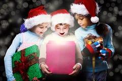 Cabritos sorprendidos Foto de archivo libre de regalías