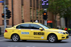 13CABS Melbourne Australia Fotografia Stock