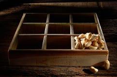 Cacahuetes Imágenes de archivo libres de regalías