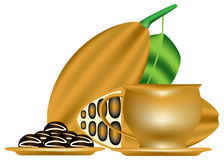 Cacao Royalty Free Stock Photos