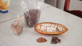 cacao Immagine Stock