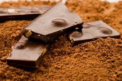 Cacao  and Stock Photography