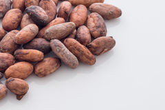 Cacao Beans Royalty Free Stock Photography