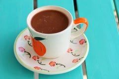 Cacao caldo Fotografie Stock