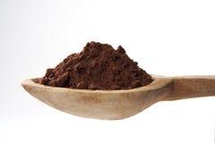 Cacao cucchiaio Obrazy Stock