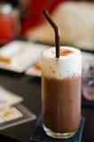 Cacao en chocolade Stock Afbeelding