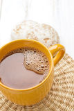 Cacao mug Royalty Free Stock Photography