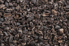 Cacao nibs Stock Photos