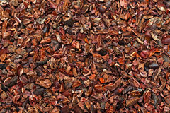 Cacao Nibs Royalty Free Stock Photography