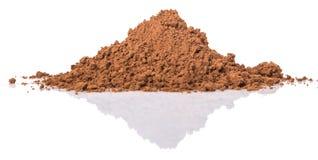 Cacao in polvere VI immagine stock