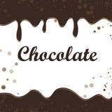 Cacao que se viste en el fondo blanco Imagenes de archivo