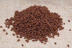 Cacao Rice Crispies fotos de archivo libres de regalías