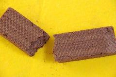 cacao tortów masowy opłatek fotografia stock