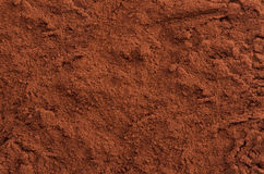 Cacaopoeder Royalty-vrije Stock Fotografie