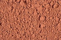 Cacaopoeder Royalty-vrije Stock Afbeeldingen