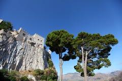 Caccamo, Sicily Stock Image