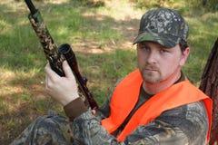 Caccia del cacciatore Fotografia Stock Libera da Diritti
