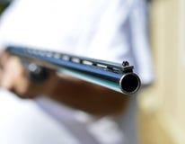 Caccia del fucile da caccia dell'arma Fotografia Stock