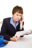 Caccia di job senza successo Fotografia Stock