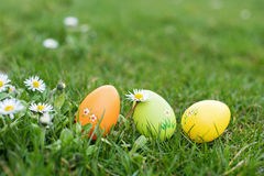 Caccia di Pasqua Fotografia Stock