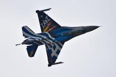 Caccia F-16 Immagine Stock Libera da Diritti