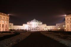 Caccia Royal Palace vicino a Torino Fotografia Stock Libera da Diritti