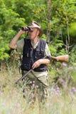 cacciatore fotografie stock