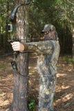Cacciatore - caccia fotografia stock