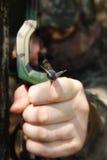 Cacciatore - caccia fotografie stock