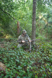 Cacciatore - caccia - sportivo Fotografie Stock Libere da Diritti