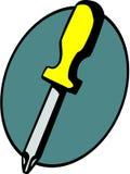 Cacciavite phillips Immagine Stock Libera da Diritti